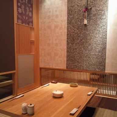 Japanese Cuisine 菜な 春吉店 店内の画像
