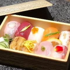手まり寿司(10貫)