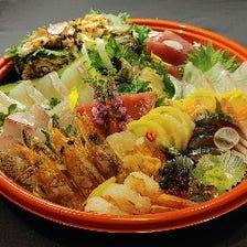 NET予約OK!刺盛、寿司、オードブル