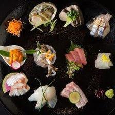 玄海灘産を中心とした鮮魚