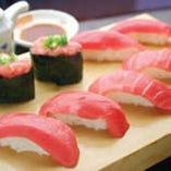 産地直送!新鮮ネタを使用した 本格お寿司