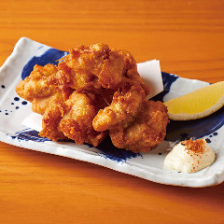 《釧路の唐揚げ》鶏ももザンギ