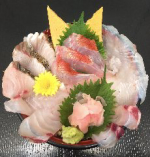 南房総直送地魚海鮮丼です(^^♪