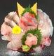 地魚海鮮丼です。鮮度と千葉県の味をご堪能くださいませ~(^^♪
