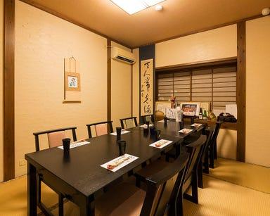 日本料理 本格懐石 味の雅 椿  店内の画像