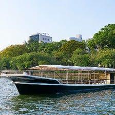 ◆船上バーベキューも愉しめる!