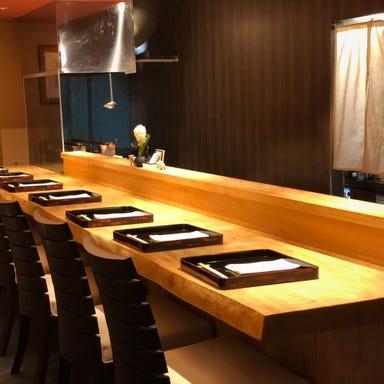 日本料理 徳専  店内の画像