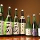 厳選した日本酒を取り揃えお客様をお待ちしております。