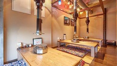 琉球古民家焼肉 琉喰  店内の画像