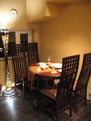 テーブル席・半個室・2名様~11名様