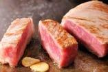 黒毛和牛鉄板ステーキ