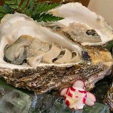 【季節限定】岩牡蠣・海のミルク