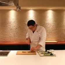オーナーシェフ:野村大輔の調理技術