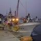 唐泊漁港で新鮮な魚介類を 漁師さんから直接仕入!