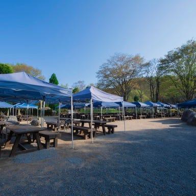 るり渓温泉 高原バーベキュー  店内の画像