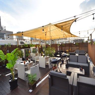 屋上グランピングドーム TERRCE GARDEN 8848 店内の画像