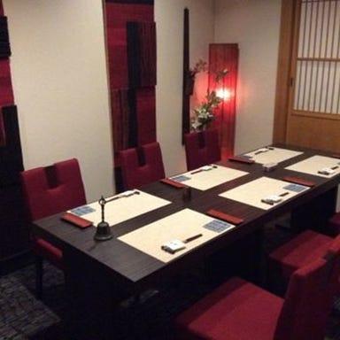 旬菜料理 苧麻(からむし)  店内の画像