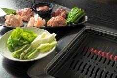 とり焼き 鶏料理 かしわ 祇園豆六小路