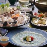 【90分飲み放題】鍋の王道!てっちりコース(全6品)6,500円