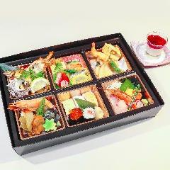 """①【仕出し弁当】""""匠御膳"""" 3,500円(税抜)"""
