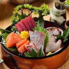 敦賀直送!日本海より届く旬の味