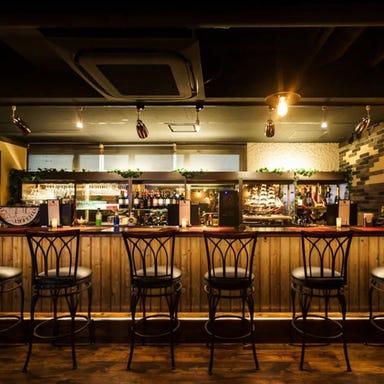 肉バル&イタリアン酒場 ボンボヤージュ Bonvoyage 川口駅東口店 店内の画像