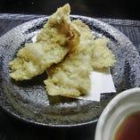 豚バラの天ぷら