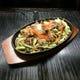 黒毛和牛の肉汁に野菜の旨みが重なるハーモニーを感じます!