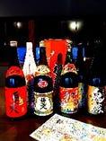 珍しい日本酒も数揃えてます