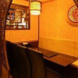 テーブル席(4~6名様)