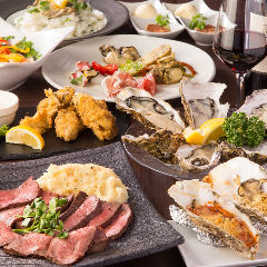 THE OYSTER BAR YUMMY ヤミー 大宮店