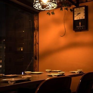 瀬戸内鮮魚と兵庫のうまいもん ふくみみDining 三宮 店内の画像