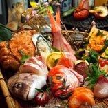 【魚】瀬戸内・淡路島をはじめ、美味しい魚がとれる全国各地の漁港より日々入荷