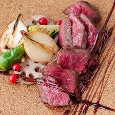 お肉も美味しい!淡路牛や、鹿児島より薩摩地鶏を入荷