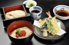 味くらべ 天ぷら付き