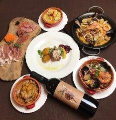 スペイン料理 La Iberica~イベリカ~ GEMS横浜