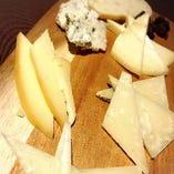 スペイン産 チーズ