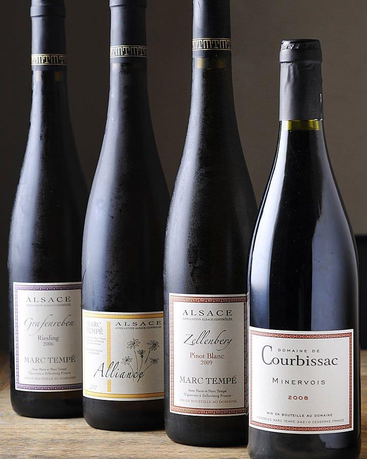 ワインは常備20種類以上♪