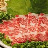 熊本直送・超特選馬刺は一番美味しくお召し上がり頂けるよう提供