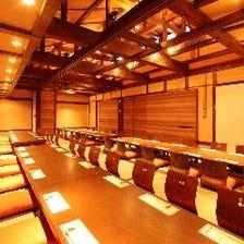 ◆全席個室でご用意しています