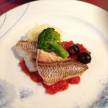 メイン<B> お魚料理