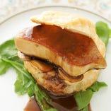 フレンチの基本を実直に守り仕上げる伝統的な料理が自慢。