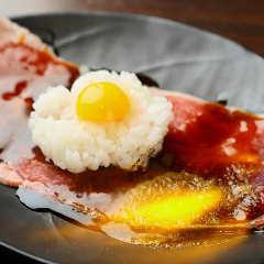 すき焼き寿司