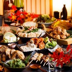 肉寿司×焼き鳥食べ飲み放題 個室居酒屋 旬香 新宿東口店