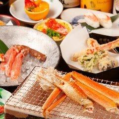 蟹食べ放題と個室 さつま翁 池袋総本店