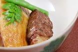 冬の定番 海老芋の旨煮