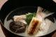 天然真鯛の潮汁