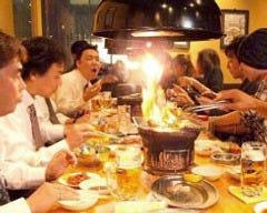焼肉 ふうふう亭JAPAN 茶屋町店