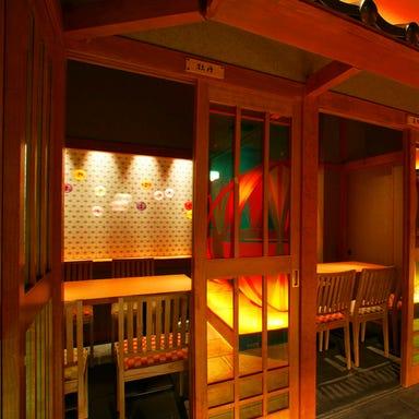 七色てまりうた 新宿  店内の画像