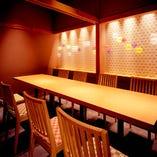 【テーブル個室】歓送迎会や女子会、懇親会にも◎